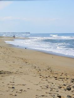 Oak Island, North Carolina. I can't wait to be here. Summer please come faster!