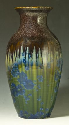 Crystalline Glaze & Shape