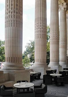 Pal's, restaurant designed by French architect Joseph Dirand _
