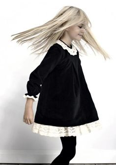 Little girl New Years Dress