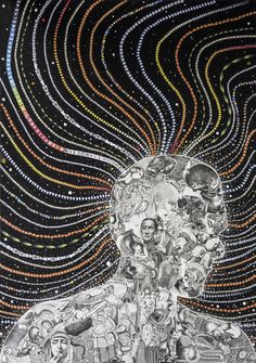 Interview with Collage Artist, David Crunelle on Jung Katz
