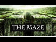 Learn English Through Story - The Maze - Intermediate - YouTube