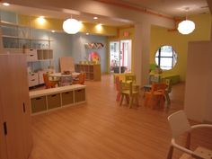 Looks like a Dr Seuss room- This room is so perfect!!!