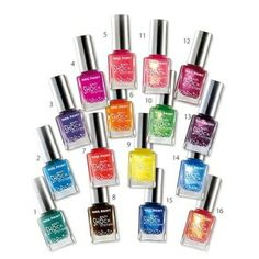 Karaja Nail Paint Nagellak Anti-Shock.  http://www.beauty4face.nl