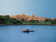 Oberoi Udaivilas, Udaipur, Rajasthan, India