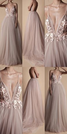Prom Dresses, Long Prom Dresses, Prom Dresses , Backless Prom Dresses Mauve floral wedding dress with tulle Related posts:Simple chiffon long prom dress evening dressstunning silver sequined prom dresses, sexy deep v neck prom. Backless Prom Dresses, Grad Dresses, Trendy Dresses, Elegant Dresses, Beautiful Dresses, Formal Dresses, Dress Prom, Long Dresses, Wedding Dresses