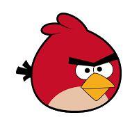 La Super Mamy: Angry Birds, plantillas para decorar globos