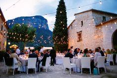 An exclusive and welcoming atmosphere... Son Berga - Mallorca Photographer: Sandra Manas