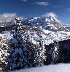 Crested Butte Ski Resort, Colorado. Otherwise know as Crusty Butt. Great powder! www.ochomesbyjeff.com  #jeffforhomesrichforloans #luxury #ilovecolorado
