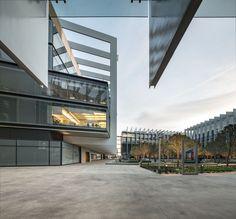Galería de Campus Repsol / Rafael de La-Hoz - 36
