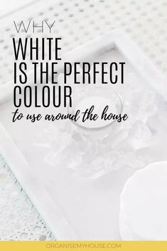 When you decorate your home, or accessorise it - then you will be wondering what colours to use. It may surprise you that white is right up there in terms of flexibility and design choices - and here's why…. Decorating Tips, Decorating Your Home, Painting Tips, Homemaking, Home Organization, Declutter, Frugal, Make It Simple, Flexibility