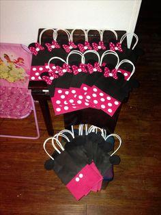 Minnie Mouse #DIY