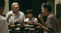 """""""Still Walking"""" de Hirokazu Koreeda, programmé le vendredi 04/03 à 21h. Film reprogrammé le dimanche 06/03 à 16h30. http://www.forumdesimages.fr/les-programmes/manger/still-walking"""