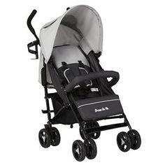 It's time to go to the zoo, park, and so much more with the Dream on Me Jasper Lightweight Stroller - Gray . Ultra convenient and lightweight,. Best Lightweight Stroller, Best Umbrella, Umbrella Stroller, Good And Cheap, Baby Needs, Baby Online, Baby Month By Month, Baby Gear
