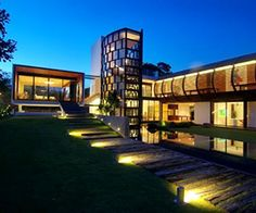 Botta: love modern home designs--Architecture 2011: Top 10 Contemporary Homes of the Year