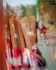 These Disney churros look sad without me.
