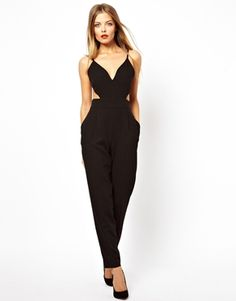 ASOS Jumpsuit with Strap Detail