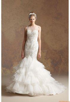 Robe de mariée Jasmine T152001 Couture 2013 - Spring 2013