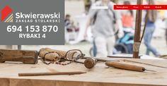 skwierawski, zaklad stolarski, uslugi stolarskie,