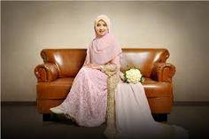 Image result for muslim wedding dress syar'i