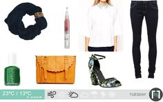 2nd December Daily Weather, Fashion Forecasting, Cape Town, December, My Style