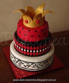 Torta Reina de Corazones