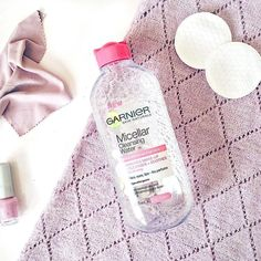Not being one for a comprehensive skincare routine I appreciate multitask products that provide skin benefits as well. Check out my new blog post on my thoughts about the @garniercan Micellar Water!  Link in bio.