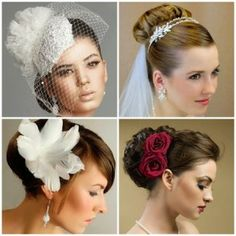 Cocuri pentru mirese vara 2014[…] Headpiece, Fashion, Moda, Headdress, Fashion Styles, Fashion Illustrations