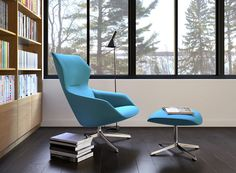 GINKGO LOUNGE by Davis Furniture​