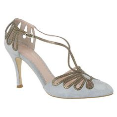 Emmy Scarterfield of Emmy Custom Made Wedding Shoes ~ An Interview with the Designer...