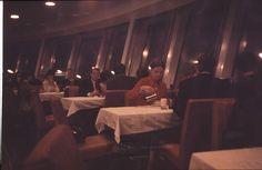 Fernsehturm-Cafe ca. 1970