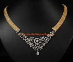 Splendid Diamond Necklace