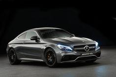 2016 Mercedes-AMG C63 Coupé revealed - exclusive studio pictures | Autocar