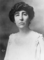 Jeannette Rankin - First woman elected to a national office.  The Republican woman of Montana served in the US House of Representatives from 1917-1919 and then again from 1941-1943.
