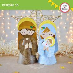 Niño Jesús : Pesebre 3D