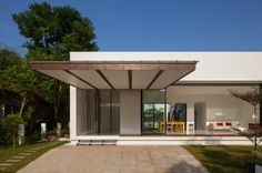 Another beautiful house - Mandai Courtyard House / Atelier M+A | ArchDaily