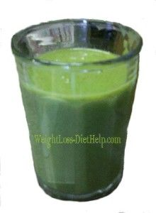 Mango Spinach Pear Smoothie or Juice
