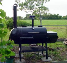 How to Build a BBQ Smoker Out of a 250 Gallon Propane Tank