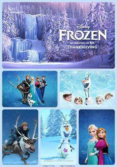 Frozen, good old Disney