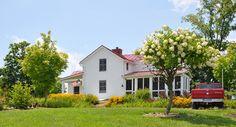 Stout Little House - farmhouse - Exterior - Louisville - de leon & primmer architecture workshop
