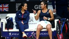 Fed Cup: Great Britain to face Mexico away in play-off tie  Great Britain lost 3-1 to Slovakia in Bratislava on February 7-8  Great Britain will travel to Mexico in April for a Fed Cup play-off tie that they must win to avoid relegation.  Anne Keothavongs team failed to reach this years inaugural Fed Cup Finals by losing a qualifying tie to Slovakia last weekend.  If they win in Mexico they will get the chance to qualify for the 2021 Finals but if they lose they will be relegated to the…