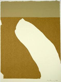 """Fr. """"Flight""""""  Robert Motherwell,  Serigraph   www.artexperiencenyc.com"