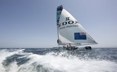 TodoRegatas - Extreme Sailing Series 2014 - Omán.
