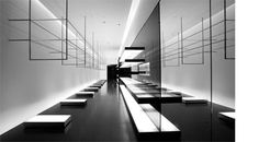 Dior homme store New York Retail Boutique, Retail Shop, Dior Store, Retail Interior Design, Interior Ideas, Store Layout, Shop Interiors, Booth Design, Commercial Interiors