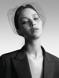 Jennifer Lawrence Is Picture Perfect In New Miss Dior Campaign shot by Willy Vanderperre.