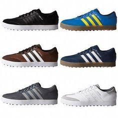 premium selection d7f9d 6517a Adidas Golf 2016 Adicross V Street Mens Spikeless Golf Shoes (Wide Width)