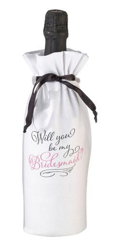 Will You Be My Bridesmaid Gift Bag