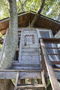 You Can Spend the Night in an Airbnb Tree House in Burlingame - Thrillist