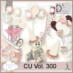 CU Vol. 300 by Doudou's Design This set contents 17 elements created and/or photographed and/or extracted by myself.  Shadows only on preview   My blog : http://doudouscrap.blogspot.be/