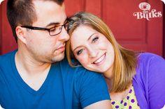 Take a look at Amanda & Jonathan's gorgeous Washington, NC engagement session!